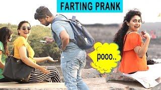 Farting on GIRLS Prank -  Baap of Bakchod - Raj | Prank In India