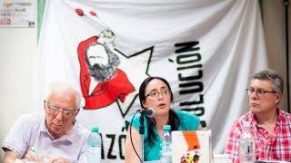 getlinkyoutube.com-Presentación de Espontaneidad y acción (Rosa Luxemburgo) con Jorge Altamira, José Castillo y M Kabat