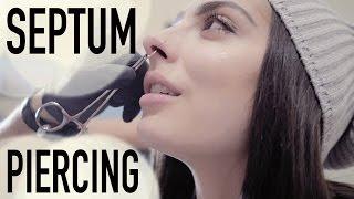 getlinkyoutube.com-SEPTUM PIERCING | BRITTANY BALYN