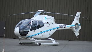 getlinkyoutube.com-Airbus Eurocopter EC120B Colibri helicopter flight and review + how to fly