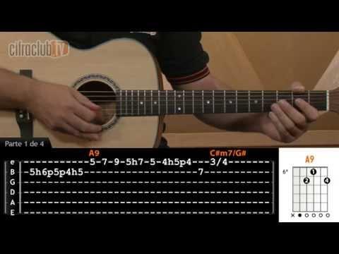 O Bêbado e a Equilibrista - João Bosco (aula de violão completa)