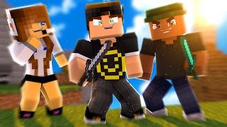 Minecraft: BIBI, DEIXAMOS DE SER NOOBS? ( BED WARS )
