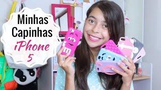 getlinkyoutube.com-Capinhas de iPhone 5 | Thais e Thalita Matsura