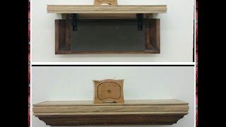 Secret Floating shelf