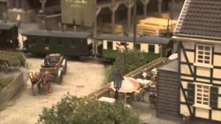 getlinkyoutube.com-Super Modellbahn - Eine Reise in die Vergangenheit