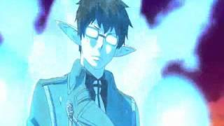 getlinkyoutube.com-Rin and Shura vs Yukio (Demon) AMV Hysteria