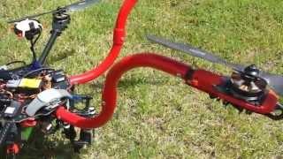 getlinkyoutube.com-Sky Crane Arms and Tarot 680 Pro