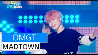 getlinkyoutube.com-[HOT] MADTWON - OMGT, 매드타운 - 오엠지티, Show Music core 20151121
