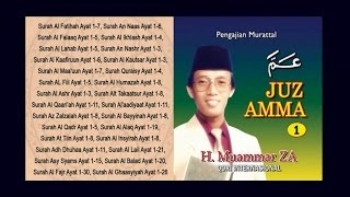 H Muammar ZA   Juz Amma Vol.1 (Full Album)