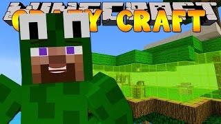 getlinkyoutube.com-Minecraft Crazy Craft 3.0 : THE LITTLE LIZARD TREE HOUSE #42
