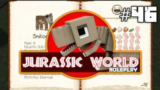 Minecraft Jurassic World: Baby Girl Smilodon's!  (46) Dinosaurs Roleplay