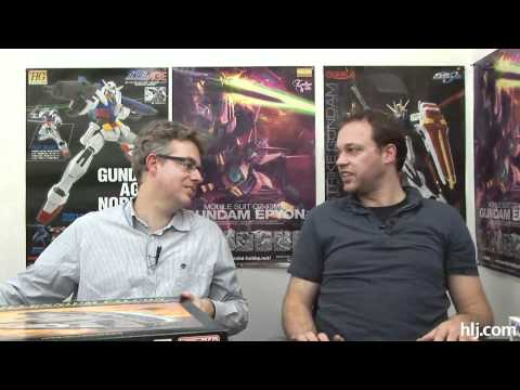 Gunpla TV Episode 66 - Hlj.com - MG Heavy Arms - D-style