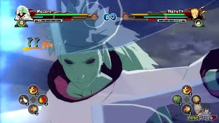 getlinkyoutube.com-Rikudou Madara Moveset MOD - NARUTO SHIPPUDEN Ultimate Ninja Storm REVOLUTION