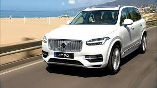 getlinkyoutube.com-CNET On Cars - 2016 Volvo XC90: Rebirth of the big Swede, Ep. 67