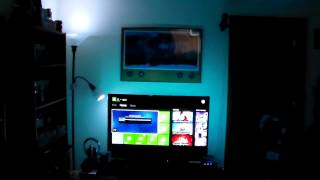 getlinkyoutube.com-Philips HUE LED Light Strip Color Your World
