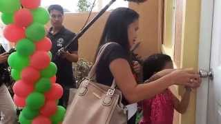 getlinkyoutube.com-LYCA GAIRANOD 's new house in General Trias Cavite