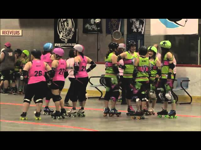 BEAST VII New Skids on the Block VS CN Power Exhibition Game