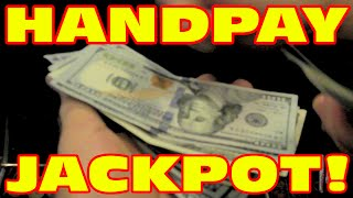 EPIC HUGE BIG WIN JACKPOT HANDPAY - Dream Time Slot Machine - FREEPLAY FRIDAY 24