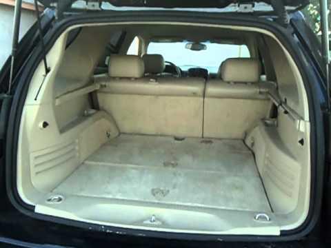 2006 Srx Heated Seats 2006 Cadillac Srx