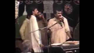 getlinkyoutube.com-Zakir Qazi Waseem Abbas New Qasida 2012 Arshan Tay Arshee Akhin allala nasir abbas multam