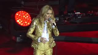 Because You Loved Me + Audience Sing Along [Celine Dion Live in Manila 2018] width=