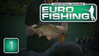 getlinkyoutube.com-Symulator łowienia ryb xD - Euro Fishing #1