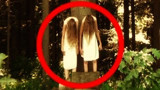 TWIN GHOST GIRLS Scary Summer Haunting SEASON 8 EPISODE 36