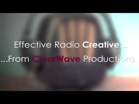 Radio Creative Showreel video