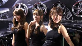 getlinkyoutube.com-E130209A 大阪オートメッセ2013 キャンギャルⅠ