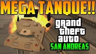 getlinkyoutube.com-EL MEGA TANQUE!! - Gameplay GTA San Andreas HD