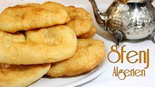 getlinkyoutube.com-Sfenj beignet Algerien - دونات الجزائري / Algerian donuts