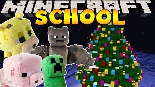 getlinkyoutube.com-Minecraft School : MINECRAFT PRESENTS