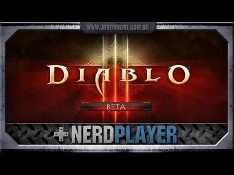 NerdPlayer 24 - Diablo III Beta - Mago GPS e o Poder da Coxinha
