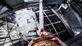 getlinkyoutube.com-MIRRORS EDGE PARKOUR EXPLORING - Abandoned Mine - GoPro HERO3