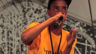 "getlinkyoutube.com-Earl Sweatshirt & Captain Murphy - ""Between Friends"" Live at Fader Fort SXSW 2013"