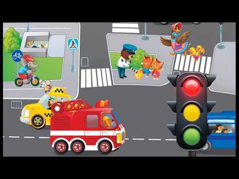 Dečiji tablet BEZBEDNOST U SAOBRAĆAJU video