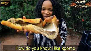 when you noticed your crush likes kpomor 😂😂 (xploit comedy)