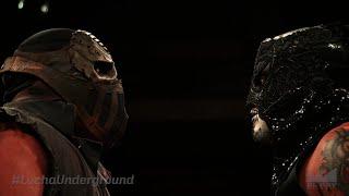 getlinkyoutube.com-Ultima Lucha Dos: Part 3: Pentagon Dark vs. Matanza - CHAMPIONSHIP MATCH