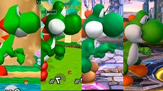 getlinkyoutube.com-Super Smash Bros Wii U | Yoshi Evolution