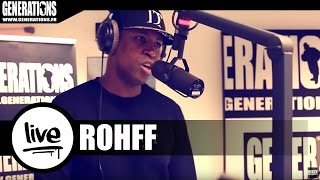 Rohff - L'Artiste (Live Generations)