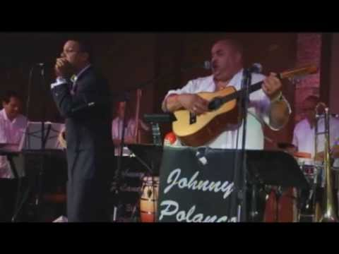 El Negro Bembon - Herman Olivera & Johnny Polanco - Albeniz Quintana on Piano