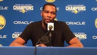 Kevin Durant On How He Fractured His Rib, Talks Pain Of Injury & Being Out Next Two Weeks