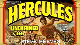 Hercules Unchained (1959) - Color / 90 mins