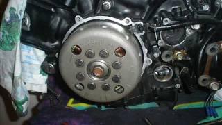 getlinkyoutube.com-Honda V65 Magna Engine Rebuild