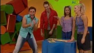 Hi-5 Nathan Fruit and Veggie Game