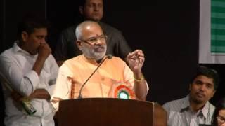 getlinkyoutube.com-Swami Laxmi Shankaracharya Speech at Kalamandir, 29 November 2014