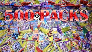 getlinkyoutube.com-Opening 500 XY Pokemon TCG Packs! BREAKthrough, Phantom Forces, Roaring Skies AND MORE
