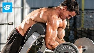 getlinkyoutube.com-Arm Annihilation Workout | MFT28: Greg Plitt's 4-Week Military Fitness Training Program