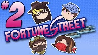 getlinkyoutube.com-Fortune Street: Suit Yourself - PART 2 - Steam Rolled