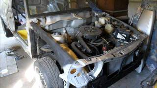 getlinkyoutube.com-Opel Kadett E 1.2sc,,,,rebuild ..part 2